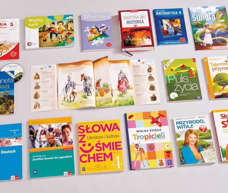 Printing school books
