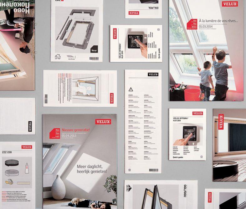 User manuals printing